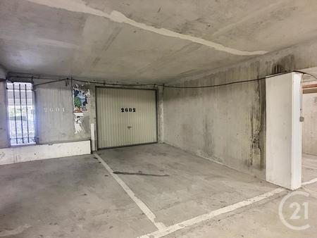 Parking à vendre - 25 m2 - CABOURG - 14 - BASSE-NORMANDIE